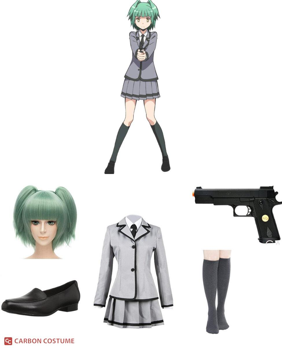 Kaede Kayano from Assassination Classroom Cosplay Guide