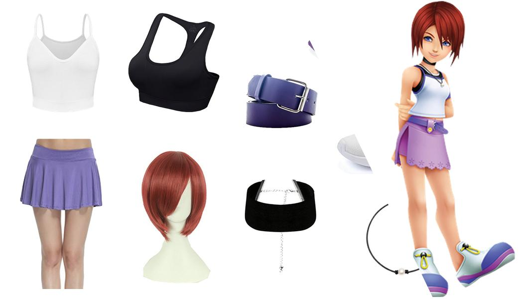 Kairi Cosplay Tutorial