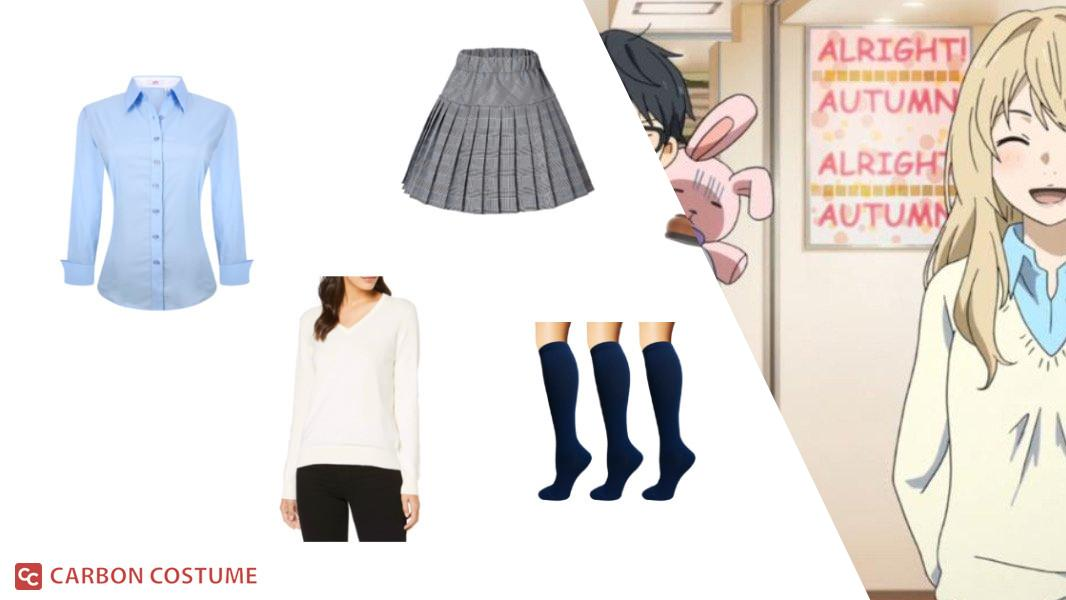 Kaori from Your Lie in April Cosplay Tutorial