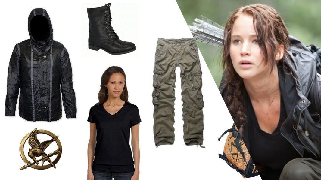 Katniss Everdeen Cosplay Tutorial