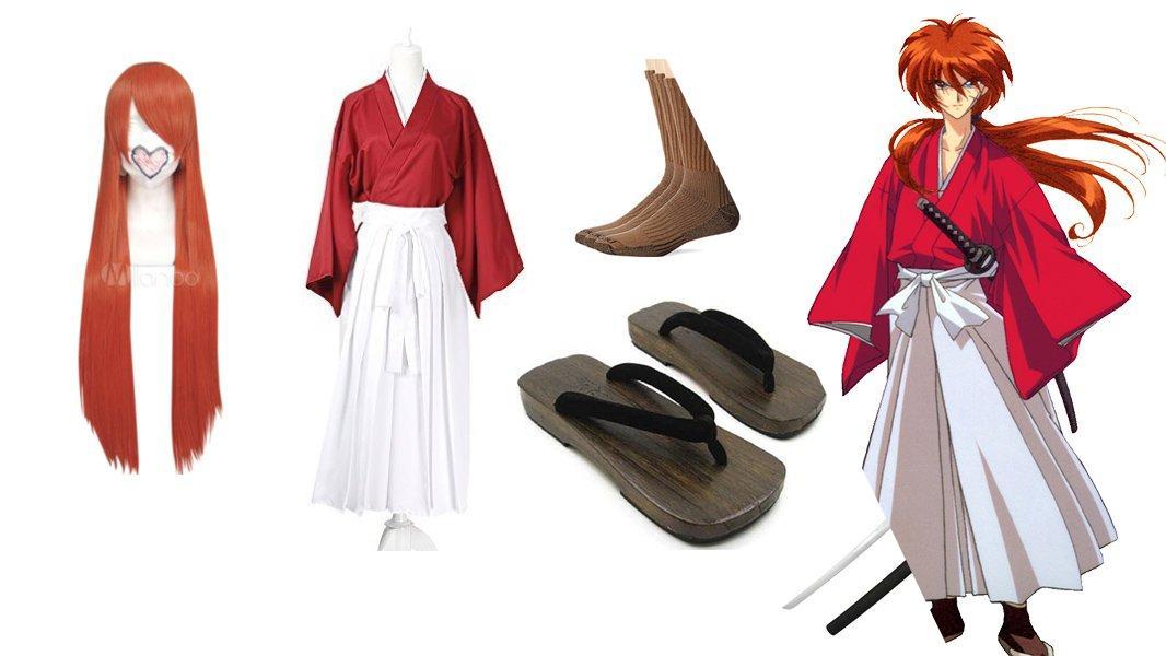 Kenshin Himura Cosplay Tutorial