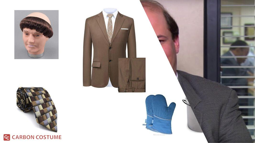 Kevin Malone from the Office Cosplay Tutorial
