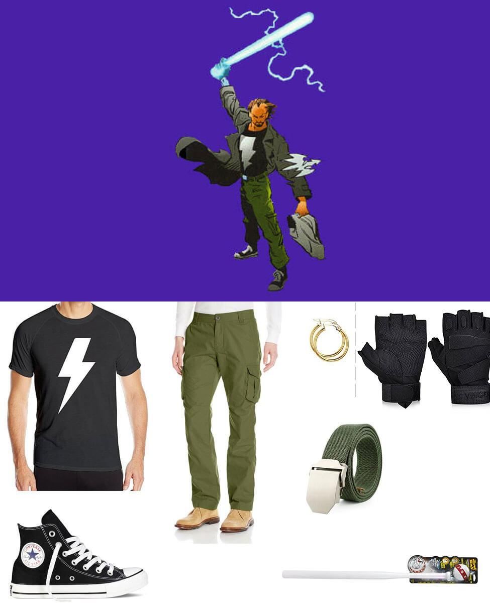 Kevin Matchstick Cosplay Guide