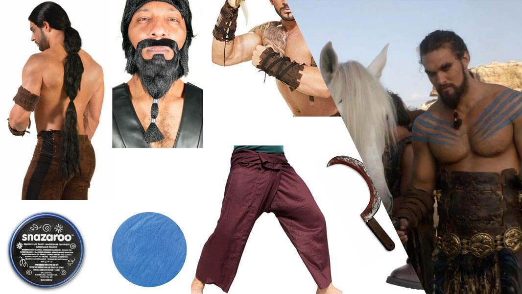 Khal Drogo Cosplay Tutorial