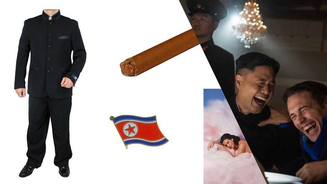 Kim Jong-Un Cosplay Tutorial
