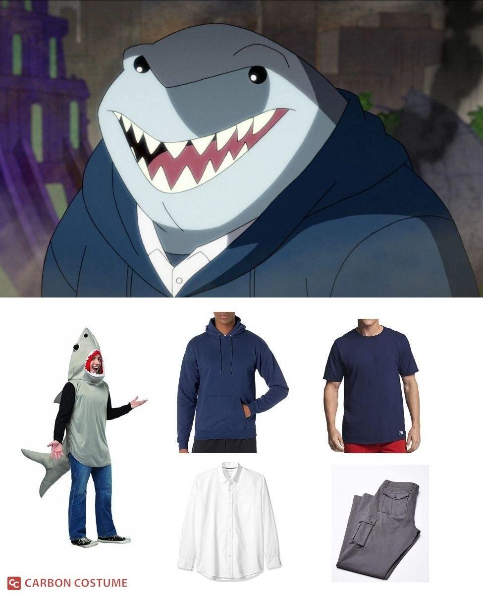 King Shark Cosplay Guide