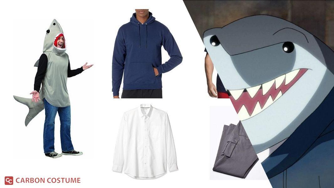 King Shark Cosplay Tutorial
