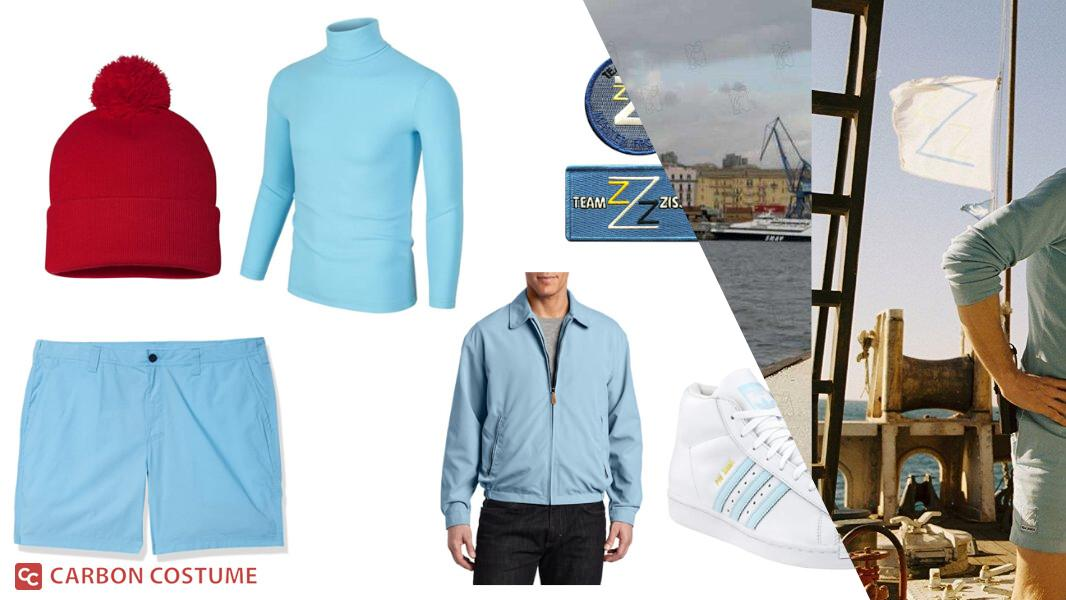 Klaus Daimler from The Life Aquatic with Steve Zissou Cosplay Tutorial