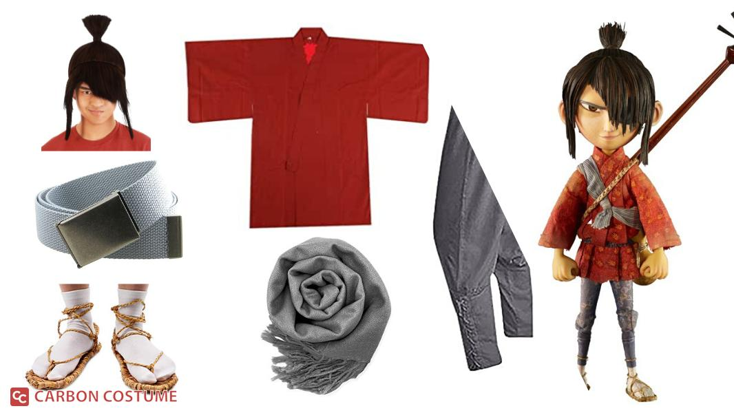 Kubo from Kubo and the Two Strings Cosplay Tutorial