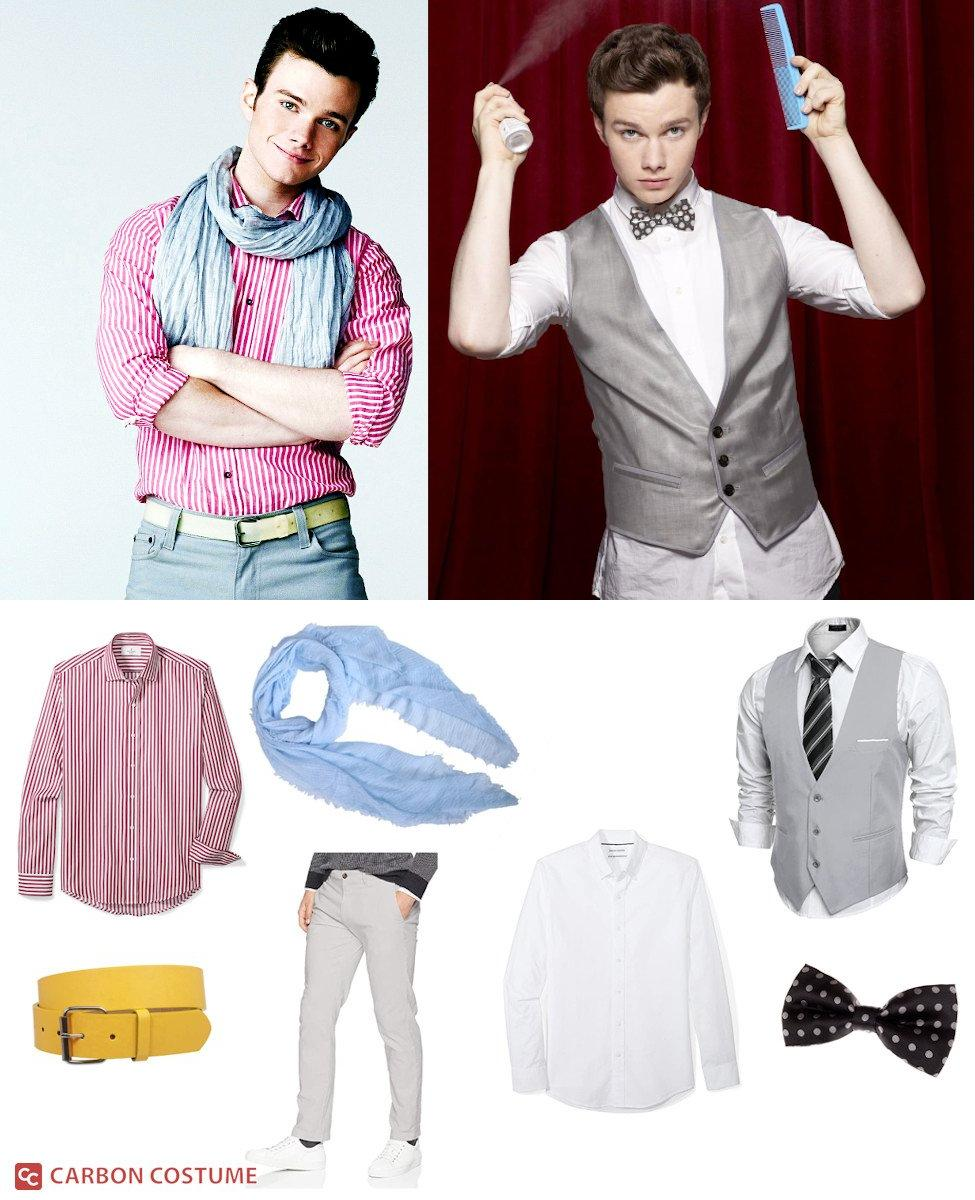 Kurt Hummel from Glee Cosplay Guide