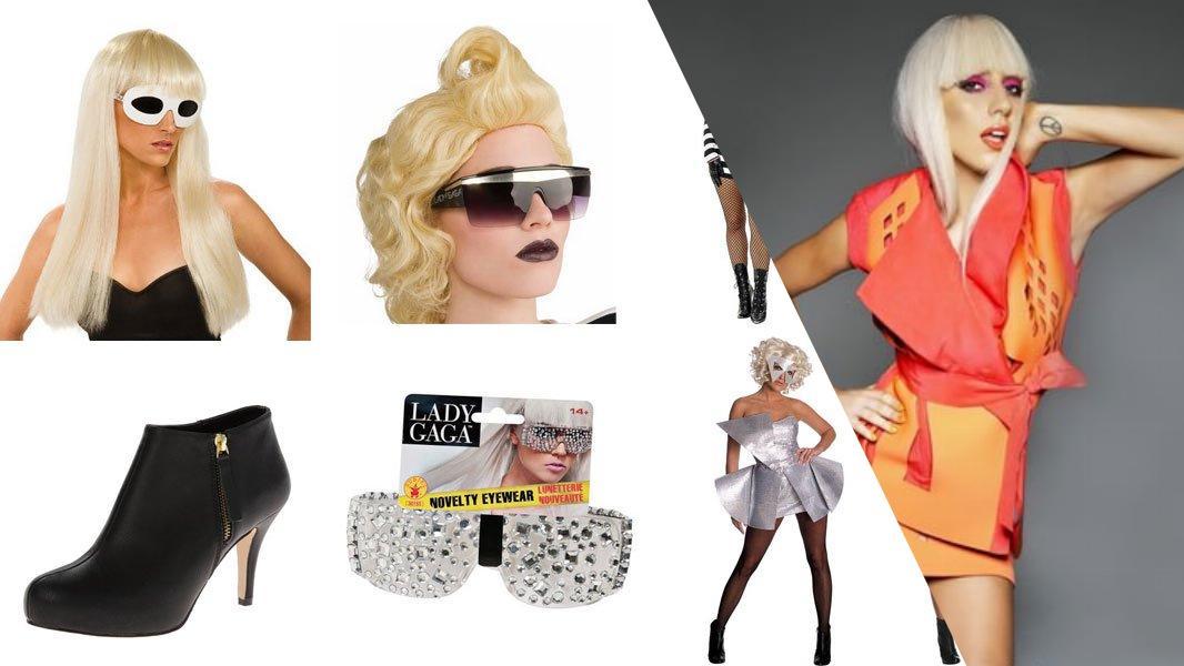 Lady Gaga Cosplay Tutorial
