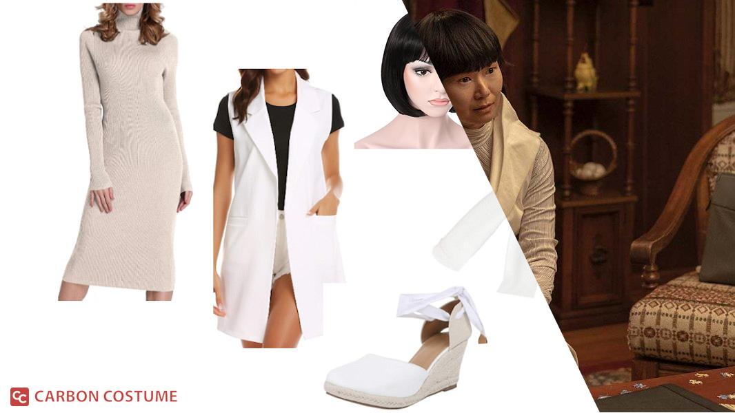 Lady Trieu from HBO's Watchmen Cosplay Tutorial