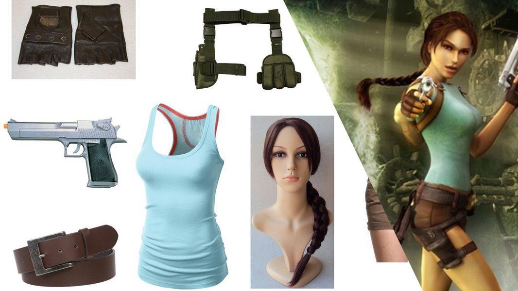 Lara Croft Cosplay Tutorial