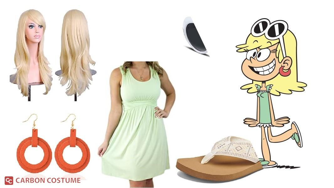 Leni Loud from The Loud House Cosplay Tutorial