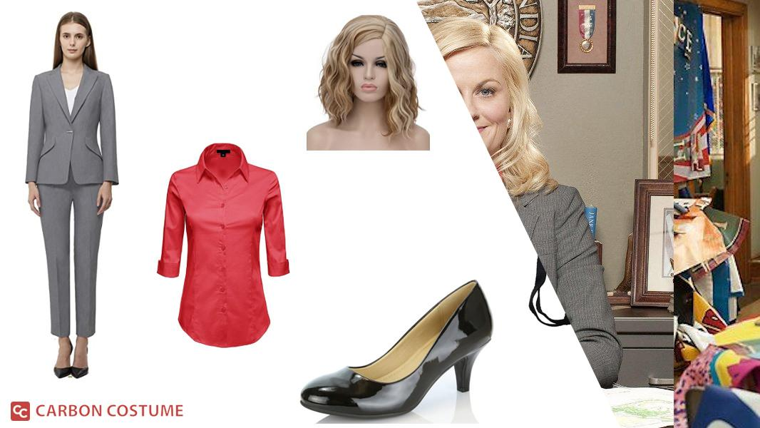 Leslie Knope from Parks and Recreation Cosplay Tutorial