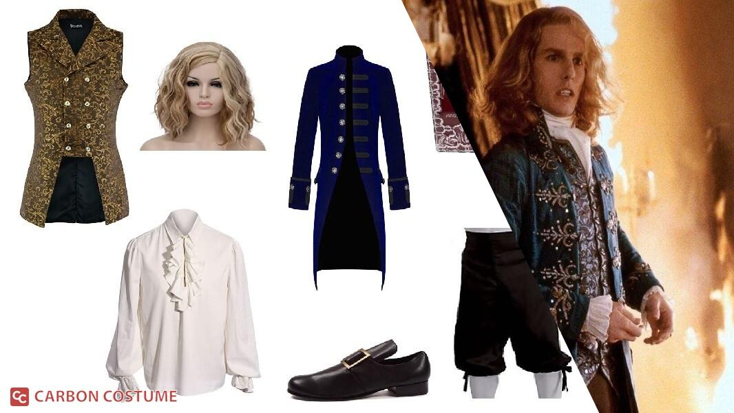 Lestat de Lioncourt from Interview with the Vampire Cosplay Tutorial