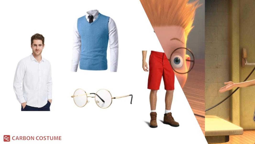 Lewis from Meet the Robinsons Cosplay Tutorial