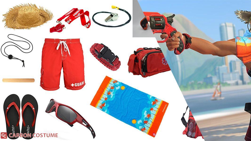Lifeguard McCree Cosplay Tutorial