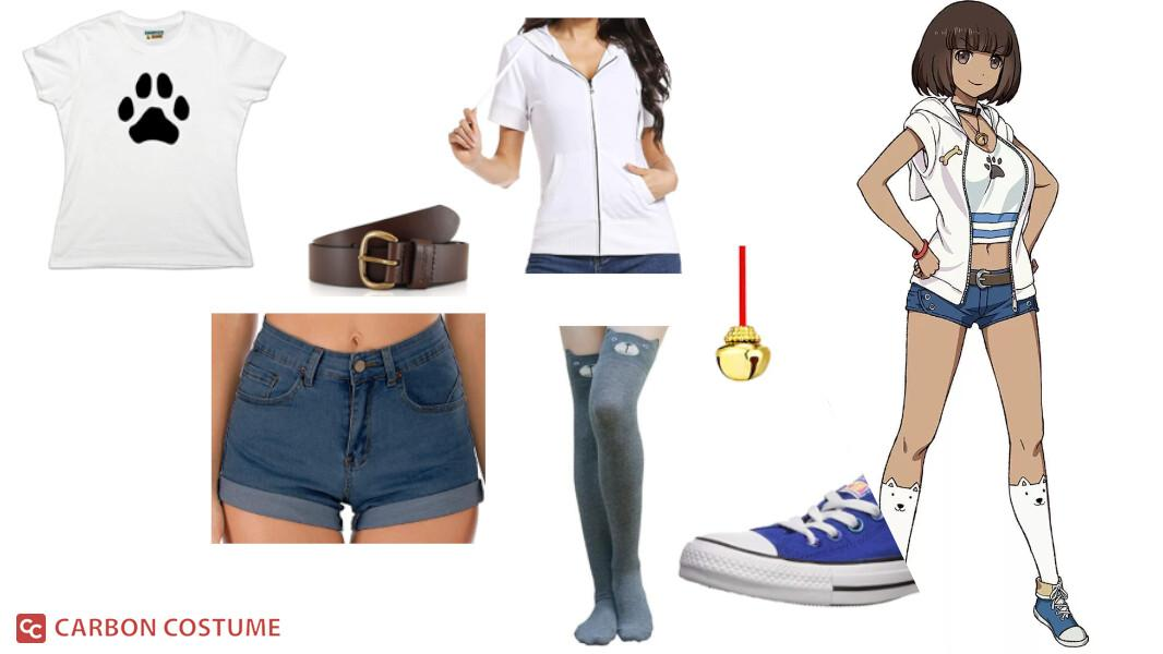 Lili Ryu from Journal of the Mysterious Creatures Cosplay Tutorial