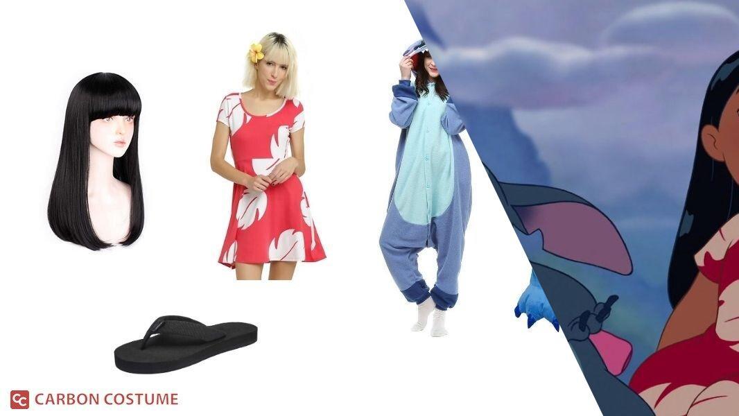Lilo and Stitch Cosplay Tutorial
