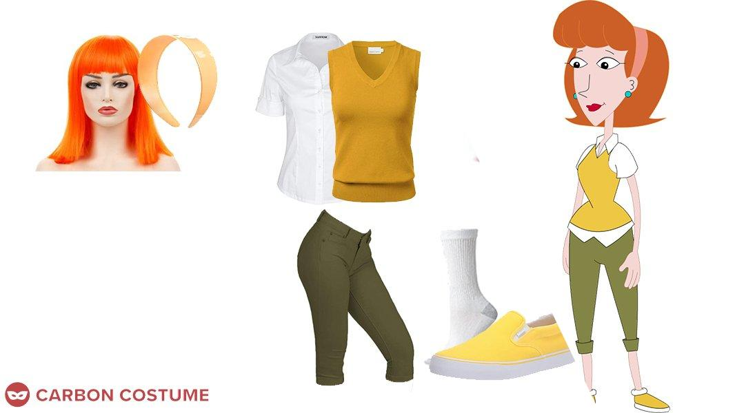 Linda Flynn-Fletcher from Phineas and Ferb Cosplay Tutorial