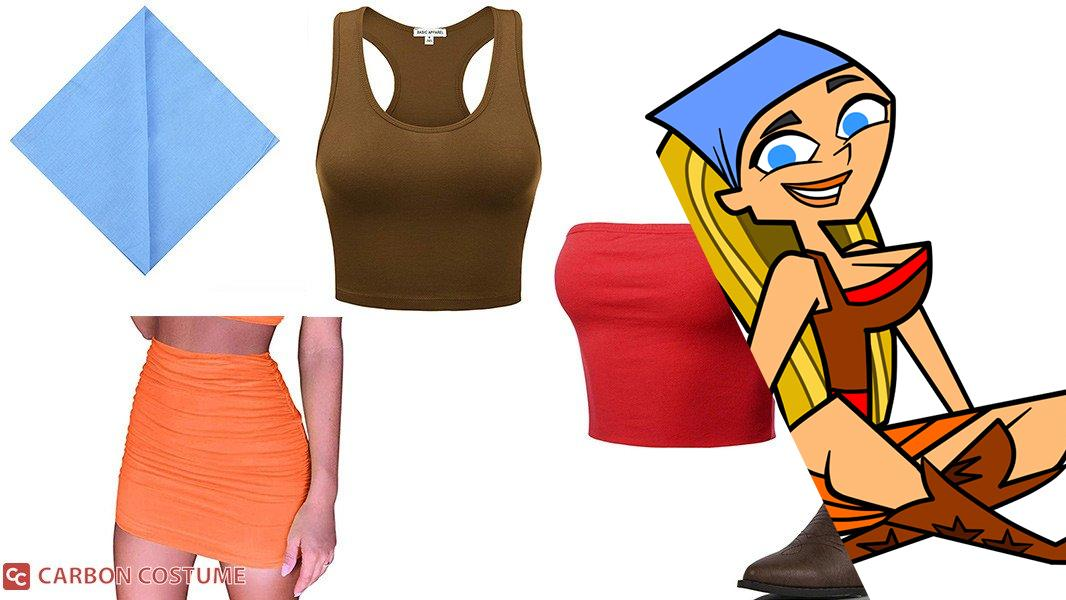 Lindsay from Total Drama Island Cosplay Tutorial