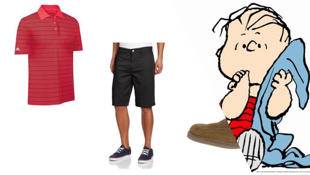 Linus van Pelt Cosplay Tutorial
