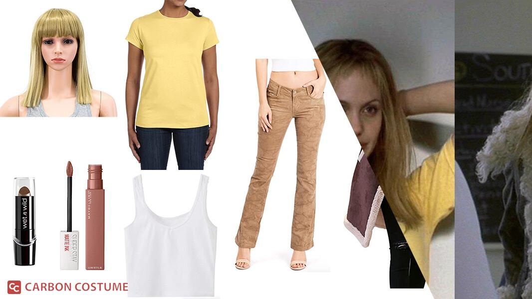 Lisa Rowe from Girl, Interrupted Cosplay Tutorial
