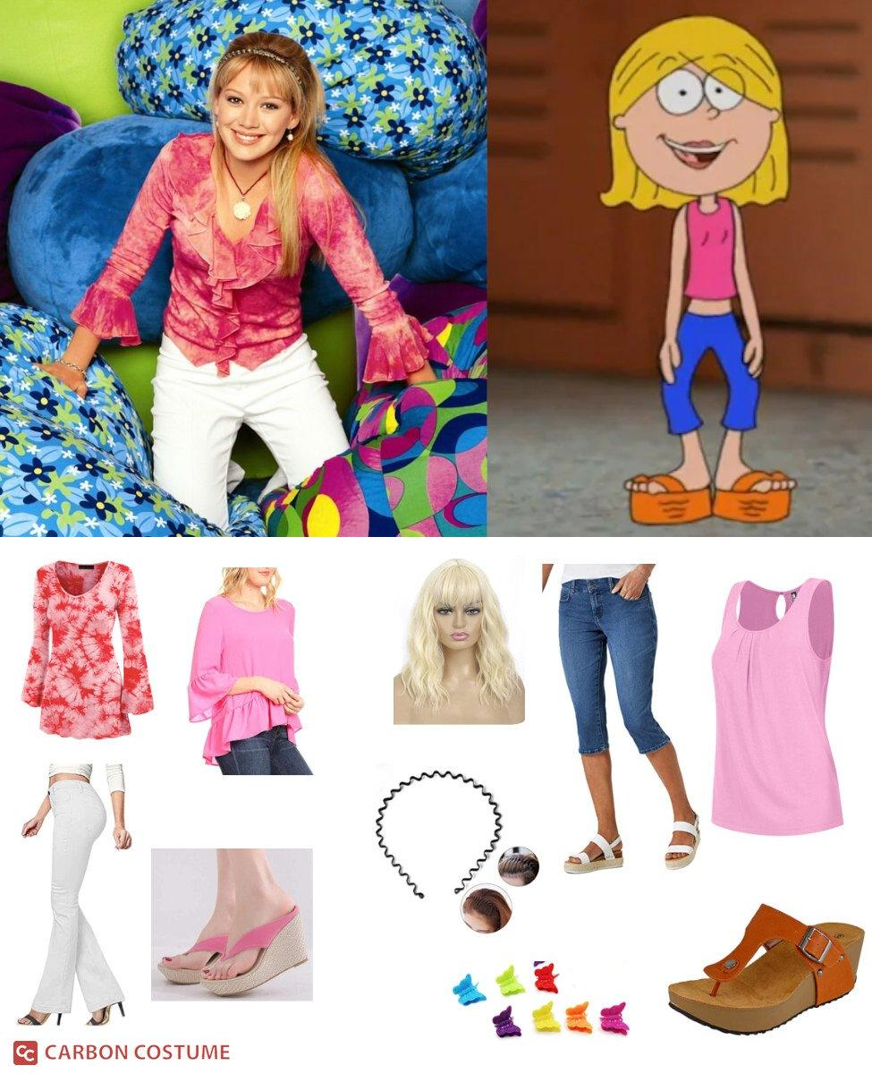 Lizzie McGuire Cosplay Guide