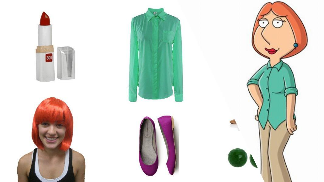 Lois Griffin Cosplay Tutorial