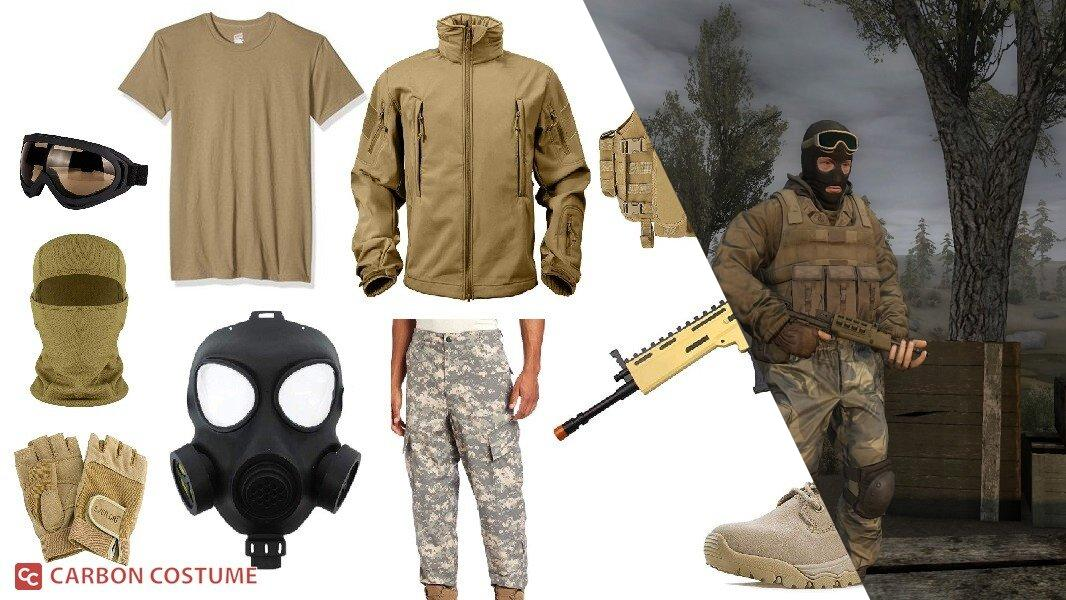 Loners from S.T.A.L.K.E.R Cosplay Tutorial