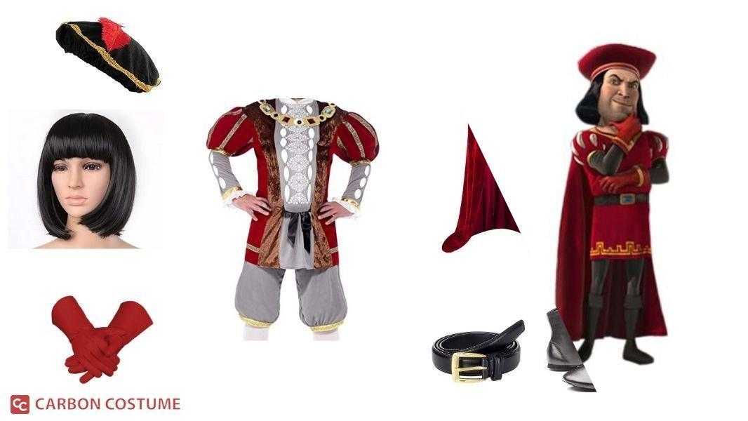 Lord Farquaad from Shrek Cosplay Tutorial