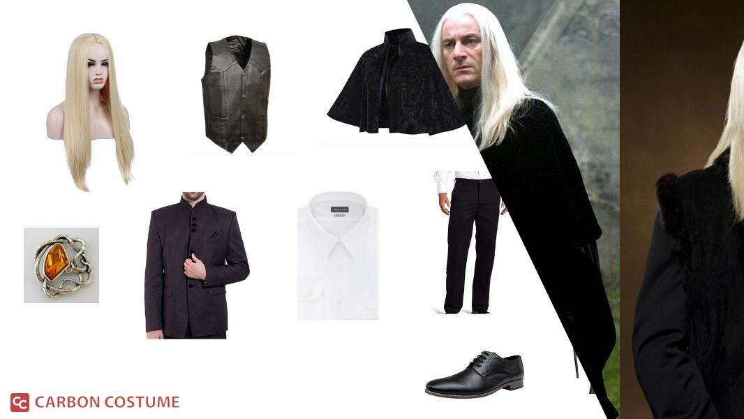 Lucius Malfoy Cosplay Tutorial