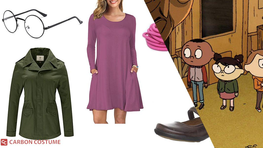 Lucy from Costume Quest Cosplay Tutorial