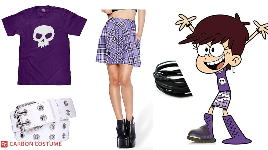 Luna Loud from The Loud House Cosplay Tutorial