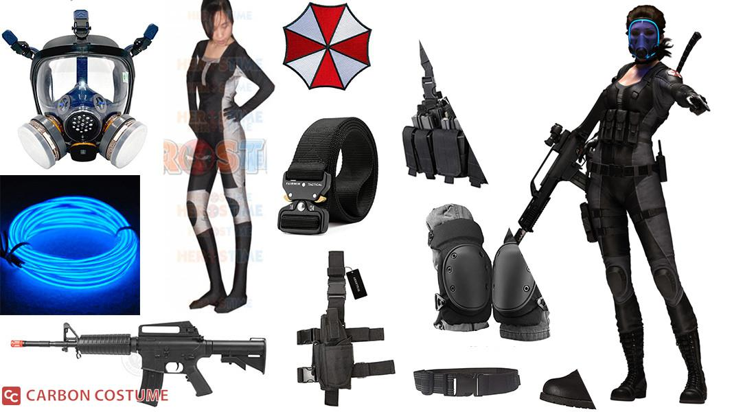 Lupo from Resident Evil Cosplay Tutorial