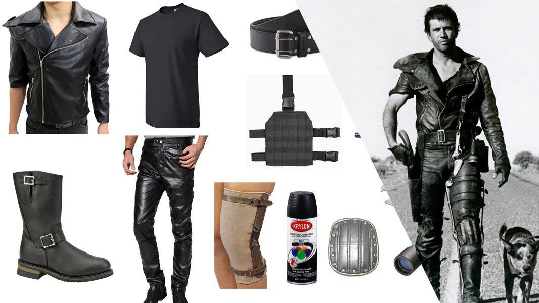 Mad Max Road Warrior Cosplay Tutorial