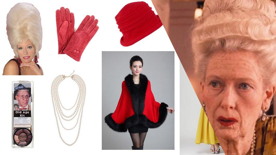 Madame D from The Grand Budapest Hotel Cosplay Tutorial