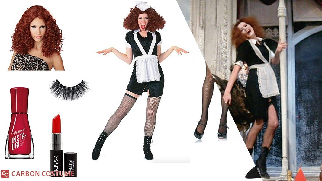 Magenta from Rocky Horror Picture Show Cosplay Tutorial