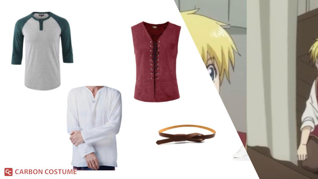 Majic Lin from Sorcerous Stabber Orphen Cosplay Tutorial