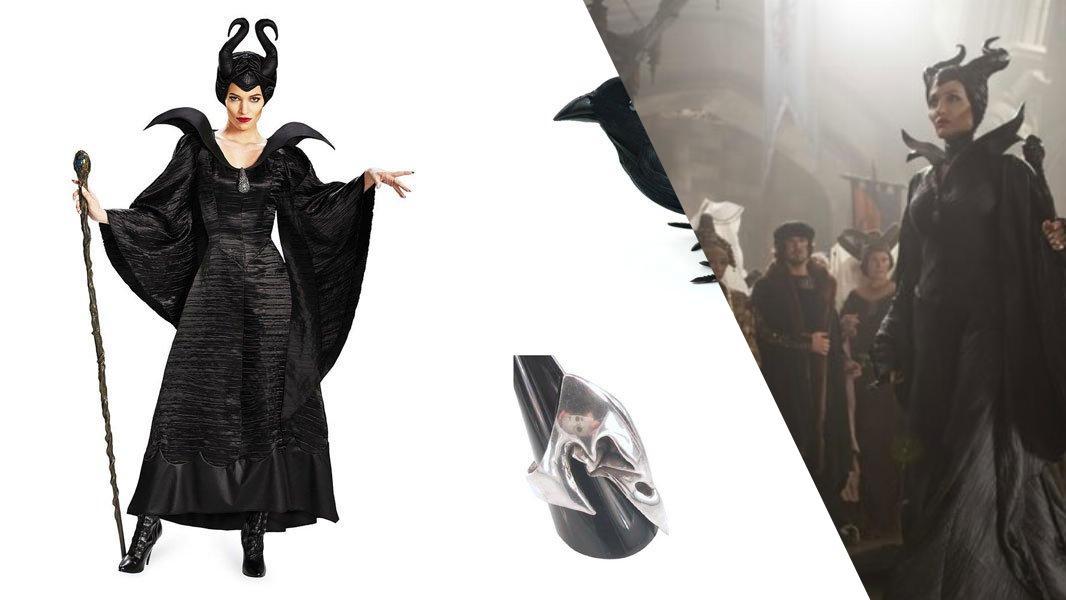 Maleficent Cosplay Tutorial