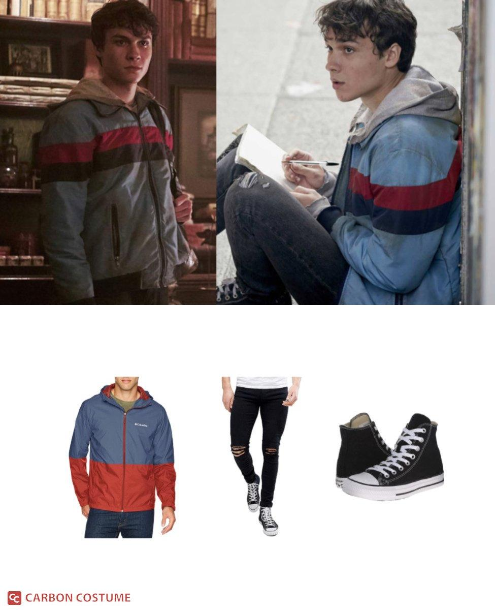 Marcus from Deadly Class Cosplay Guide