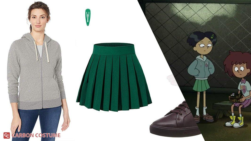 Marcy from Amphibia Cosplay Tutorial