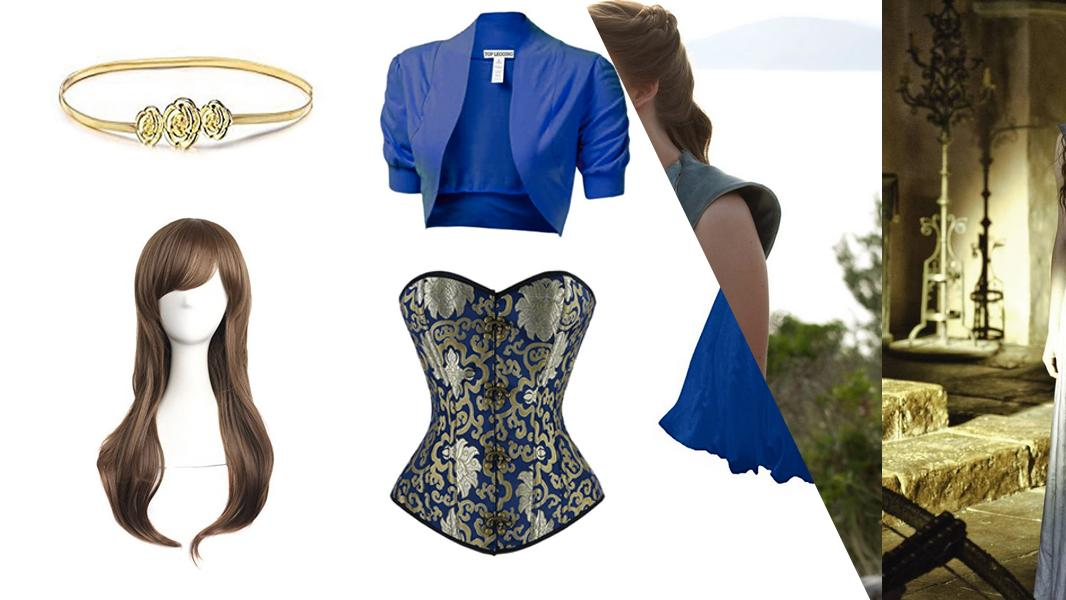 Margaery Tyrell Cosplay Tutorial