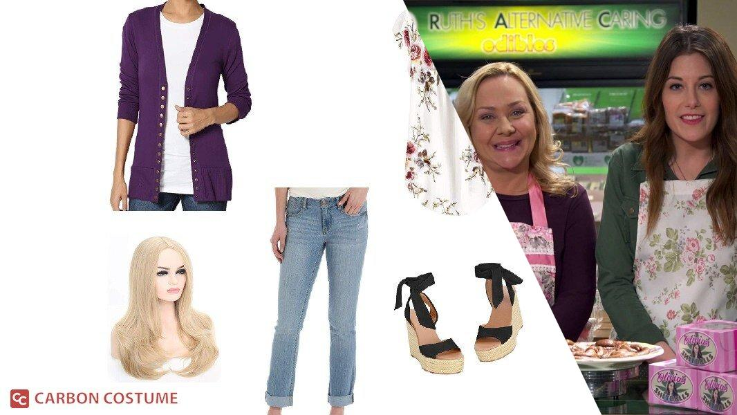 Maria from Disjointed Cosplay Tutorial
