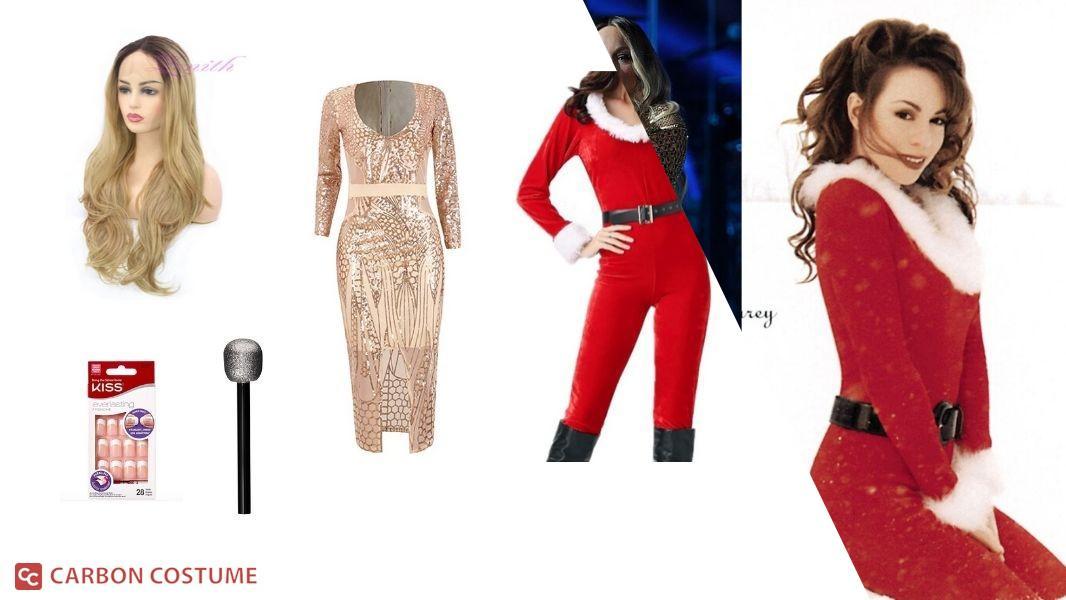 Mariah Carey Cosplay Tutorial