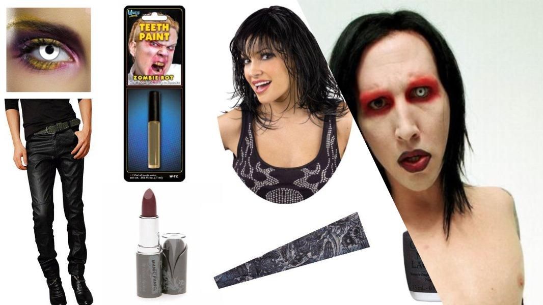 Marilyn Manson Cosplay Tutorial