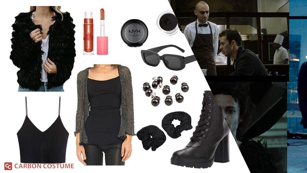 Marla Singer from Fight Club Cosplay Tutorial