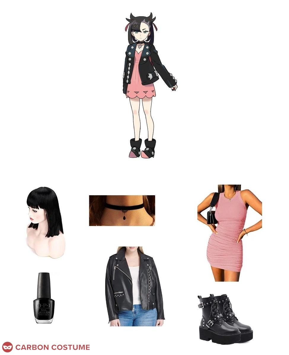 Marnie from Pokemon Sword and Shield Cosplay Guide