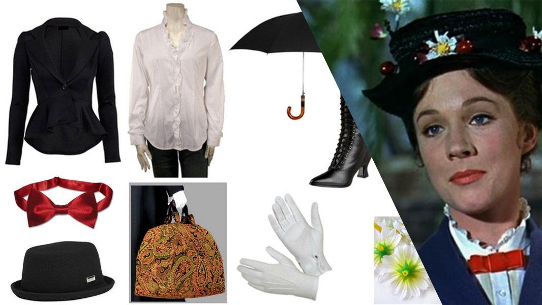 Mary Poppins Cosplay Tutorial